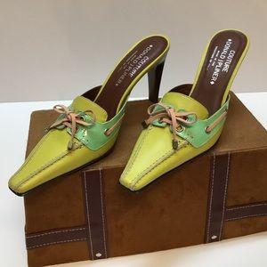 New Donald J Pliner Couture Statement Heels.